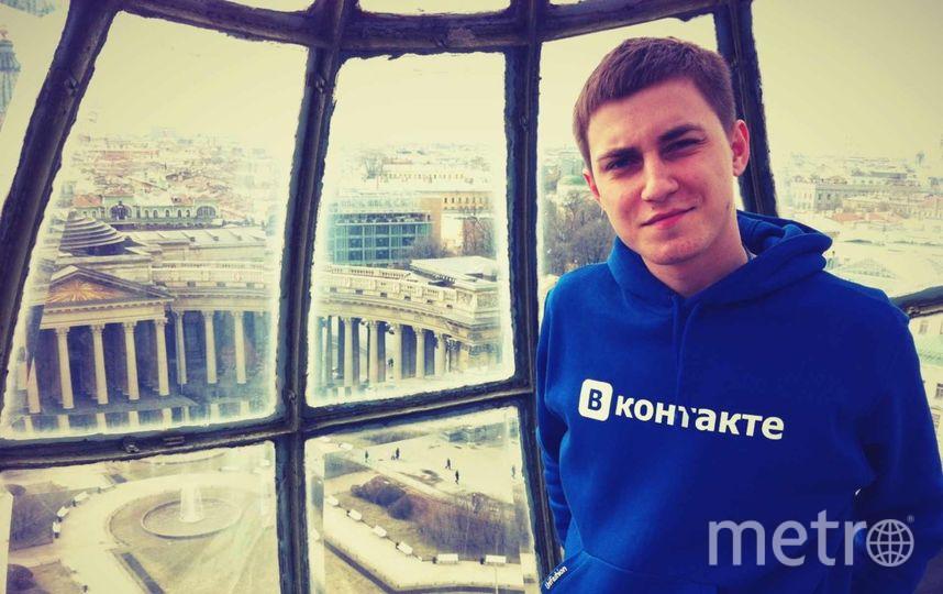 """личная страница Лобушкина во """"ВКонтакте""""."""