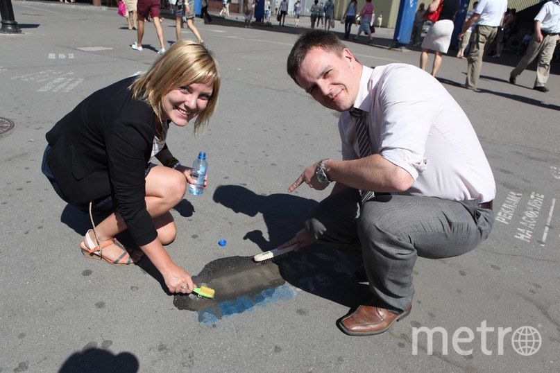 фото: сектор информации администрации Невского района.