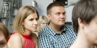Газета Metro организовала для клиентов мастер-класс
