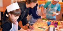 Вкусная пицца и веселые мастер-классы для самых маленьких
