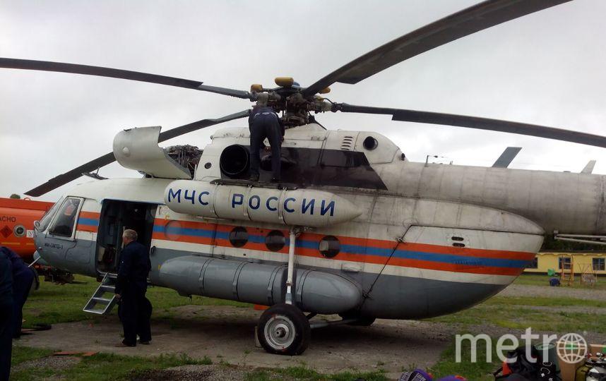 Все фото: МЧС России по Камчатскому краю.