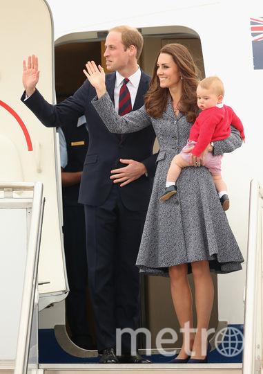 Новый портрет принца Джорджа в Instagram Кенсингтонского дворца