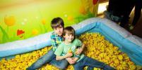Посетители Metro Family Day будут ловить уток