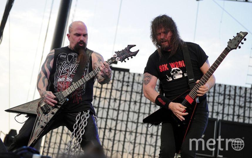 Все фото – Slayer.net.