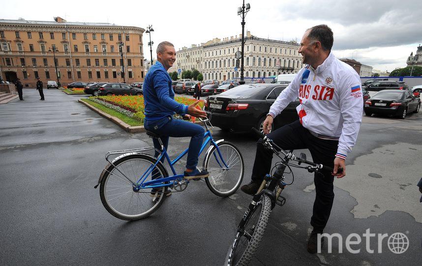пресс-служба Марата Оганесяна / Владимир Кузнецов.