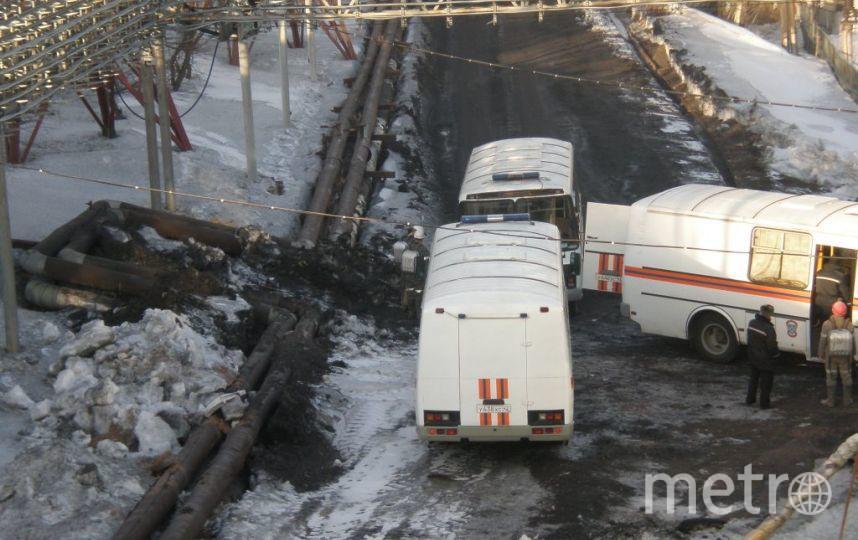 ГУ МЧС России по Кемеровской области.