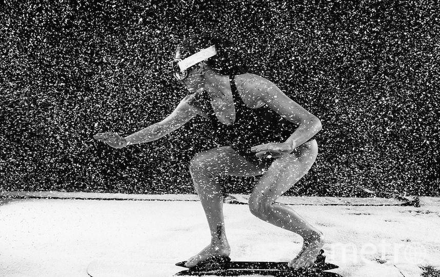 Натали Арефьева для The Red Book. Olympic Album.