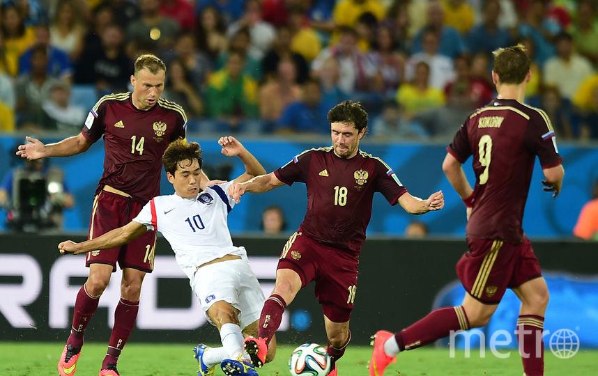 мира и корея футбол россия чемпионат