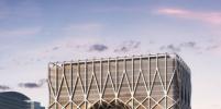 Заха Хадид построит в Китае дом с дырой