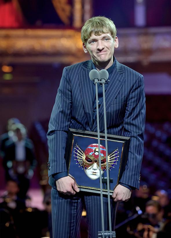 Дмитрий Дубинский.