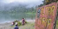 Лагуна Чикабаль – место, священное для майя