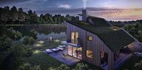 Дома с цветочными крышами появятся в Англии