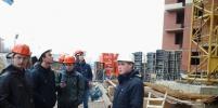 Компания Л1 показала будущим строителям жилой комплекс