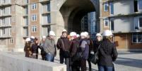 Компания Л1 показала студентам, как строится «Лондон Парк»