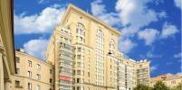 Самую большую квартиру оформят в золотых и голубых тонах