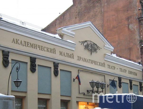 Строительство театра европы в санкт-петербурге