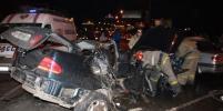 В ДТП в центре города погибло 4 человека