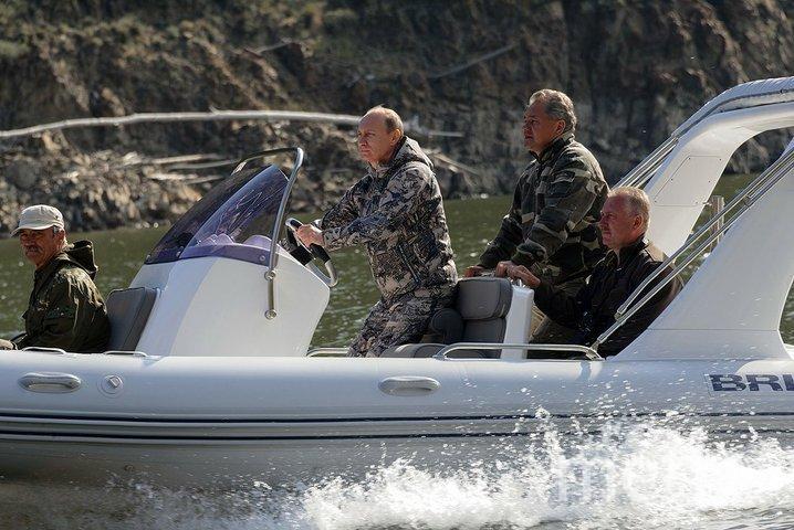 администрации президента РФ.
