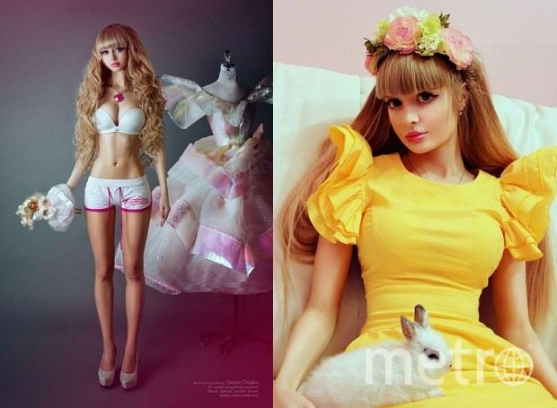 фото кукольных девушек
