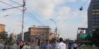 В Новосибирске на один день появился «Куб Навального»