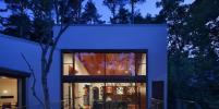 В Японии построили дом-паровозик