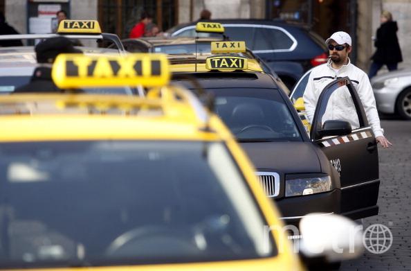 Сексуальное домогательство до таксистов