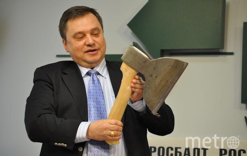 Михаил Нешевец.