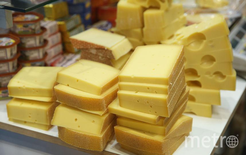 Сыр. Архивное фото. Фото Getty