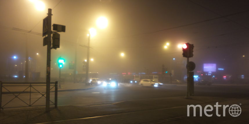 МЧС предупреждает огололедице на трассах Петербурга вовторник