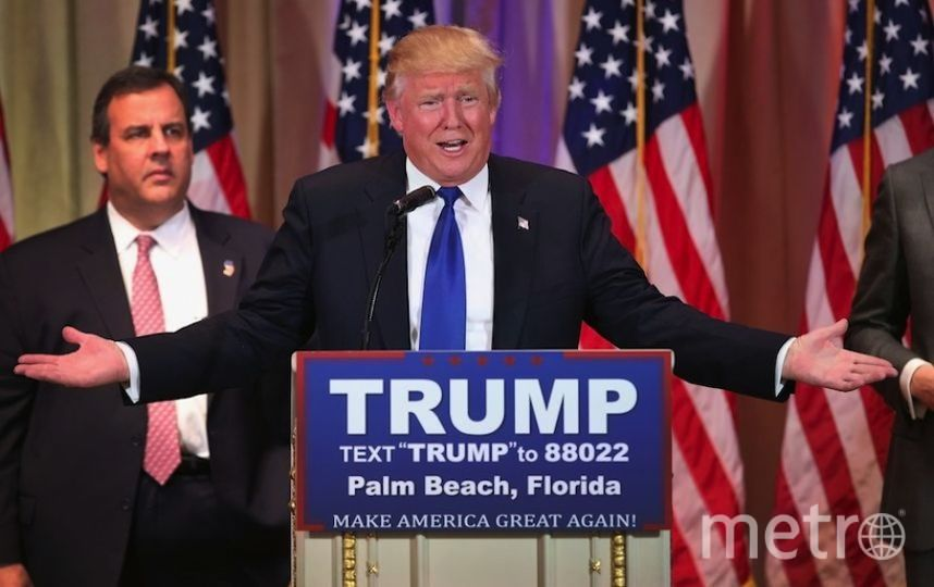 Дональд Трамп. Фото AFP