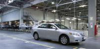 Toyota расширяет производство в Петербурге