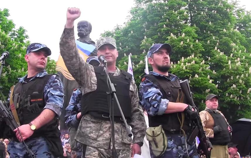 По данным СМИ, умер Валерий Болотов, первый глава ЛНР. Фото Wikipedia