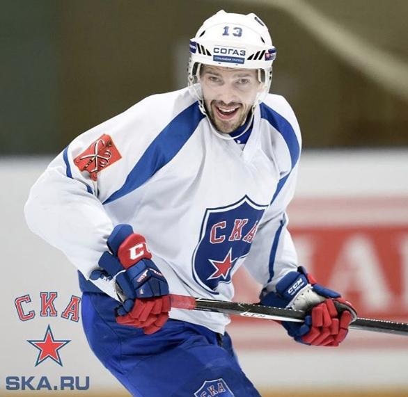 Павел Дацюк. Фото instagram/datsyuk13hockey