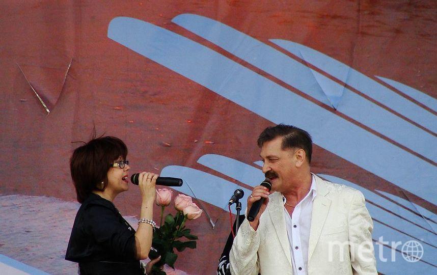 Александр Тиханович с женой Ядвигой Поплавской. Фото Wikipedia/Schekinov Alexey Victorovich