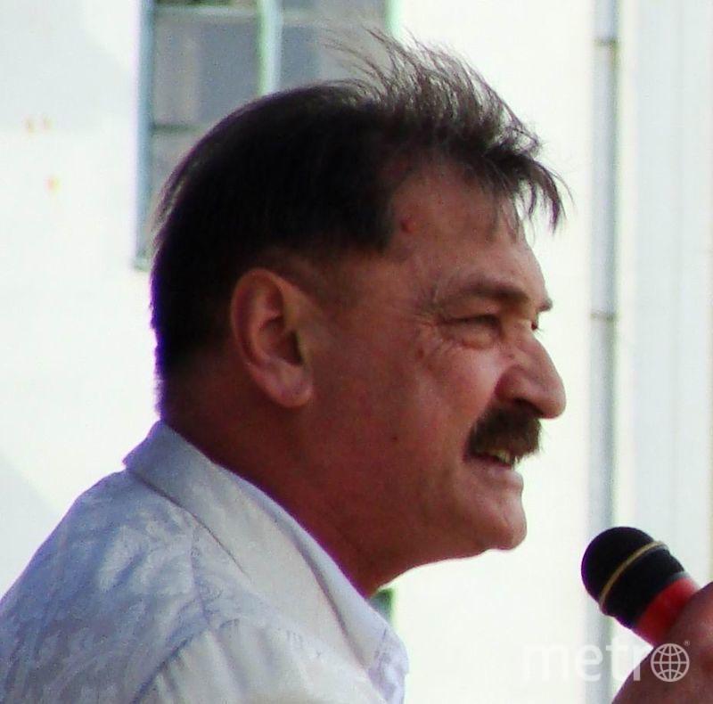 "Участник группы ""Верасы"" Александр Тиханович. Фото Wikipedia/Schekinov Alexey Victorovich"