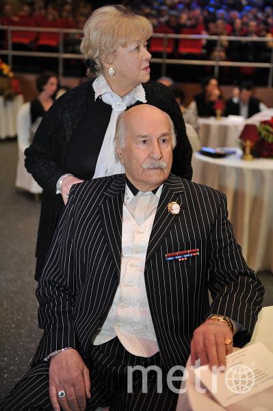 Иветта и Владимир Зельдины. Фото РИА Новости