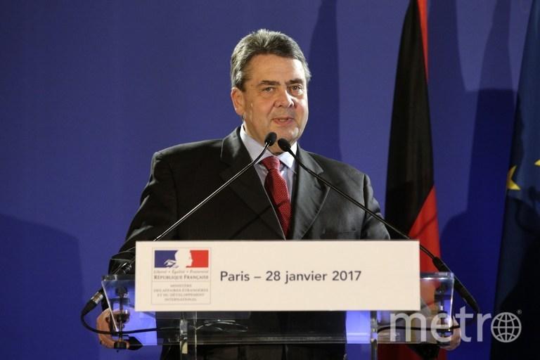 Зигмар Габриэль. Фото AFP