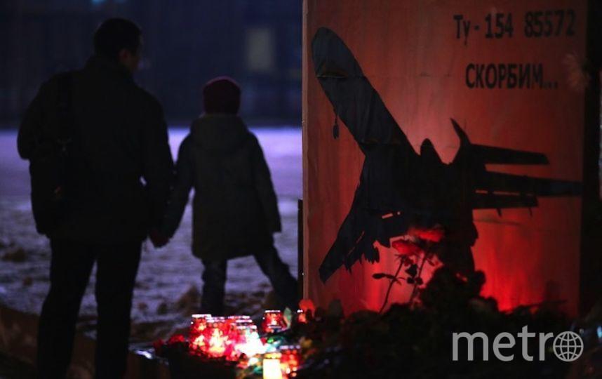 За сутки водолазы обнаружили и подняли 38 обломков разбившегося в декабре Ту-154. Фото AFP