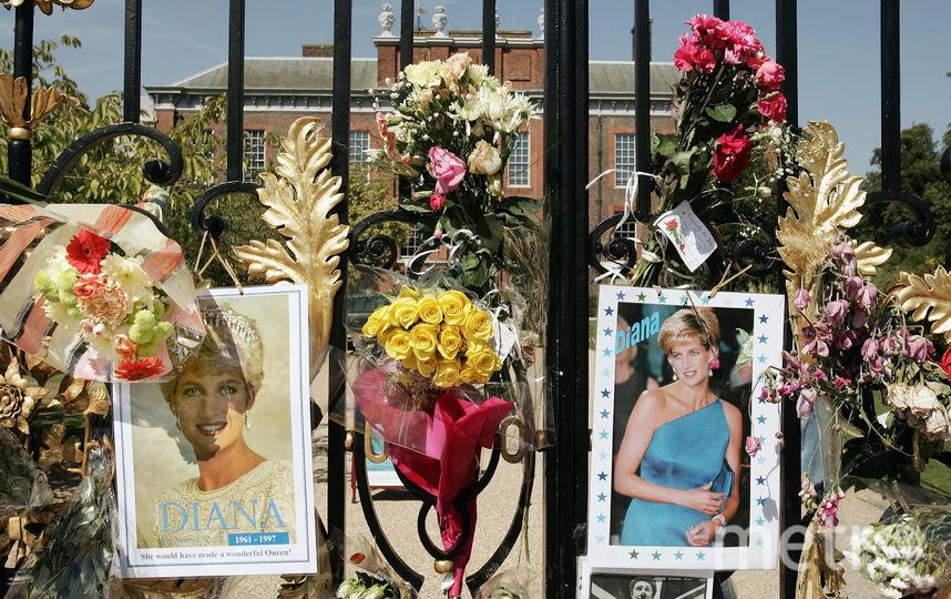 Памятник леди Ди появится в Лондоне. Фото Getty