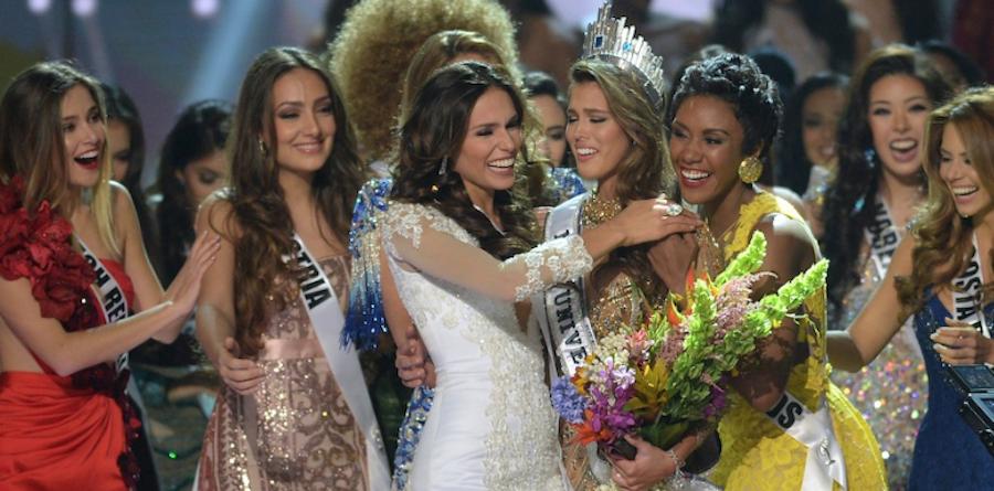 """""""Мисс Вселенной-2017"""". Фото AFP"""