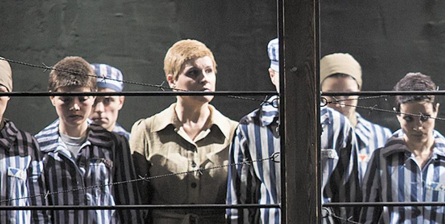 """Узницы Освенцима. Фото Предоставлено пресс-службой """"новой оперы""""Фото:"""