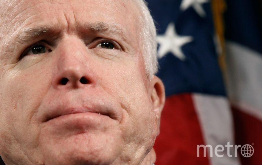 Джон Маккейн. Фото Getty