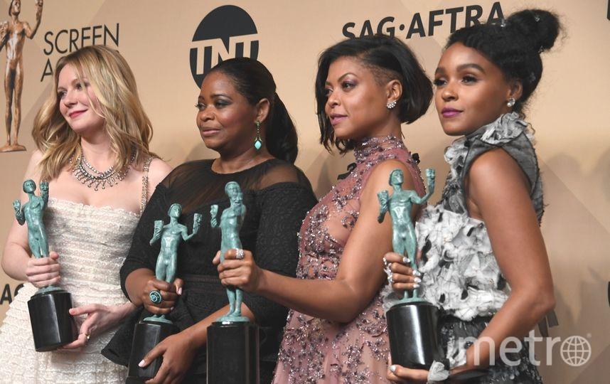 Лауреаты премии. Фото Getty