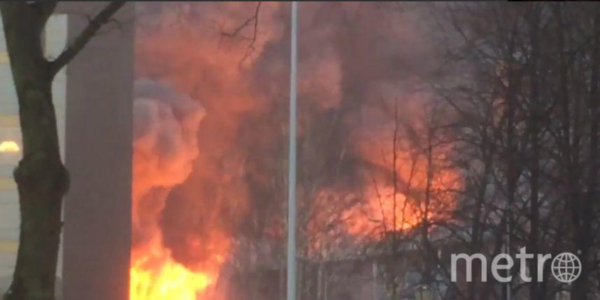 2-х сварщиков обвинили в погибели людей впожаре наскалодроме Rock Town