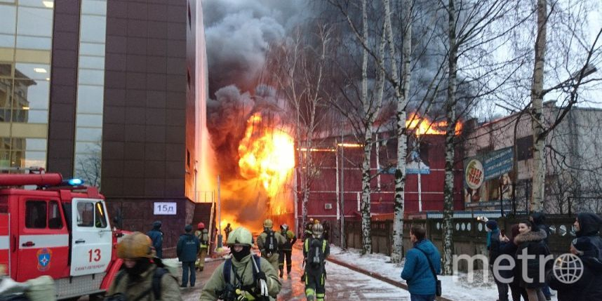 Следователи задержали двоих мужчин поделу окрупном пожаре наЛитовской улице