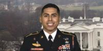 Американский солдат рассказал о своем разговоре с Меланией Трамп