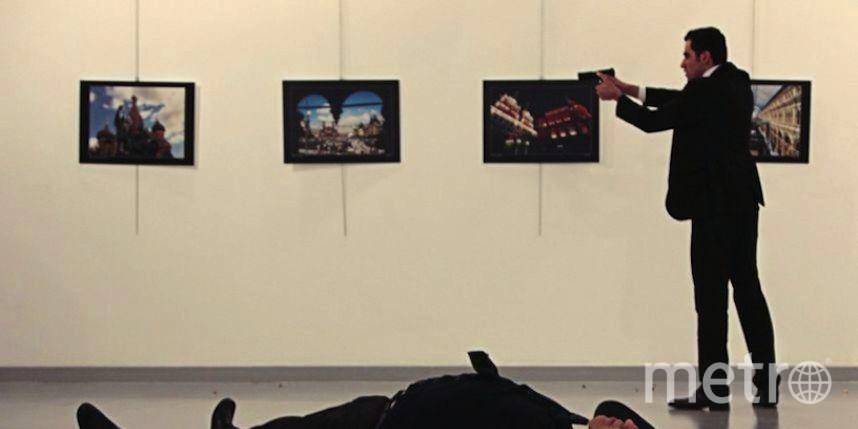 В РФ будет выпущена марка вчесть погибшего дипломата Карлова