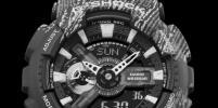 Часы G-SHOCK, вдохновленные сникер-культурой