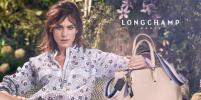 Рекламная кампания Longchamp Spring 2017