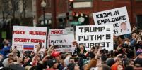 Metro выяснило, как в США без России не обходится почти ни один митинг